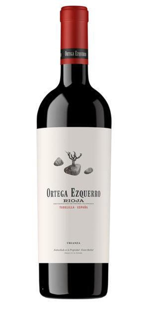 Ortega Ezquerro Rioja Crianza