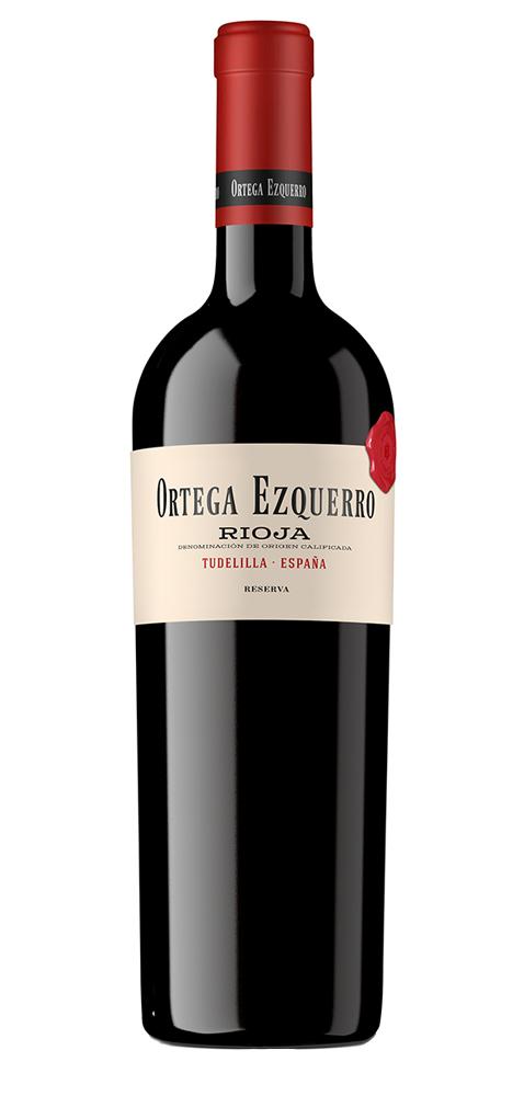 Ortega Ezquerro Rioja Reserva 2012