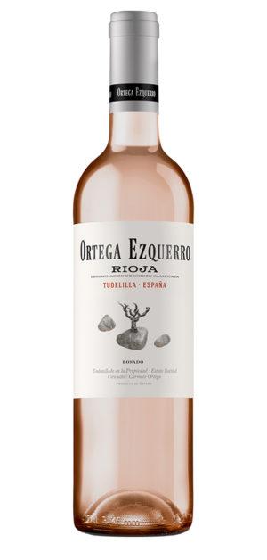 Ortega Ezquerro Rioja Rose