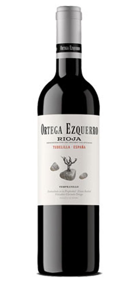 Ortega Ezquerro Rioja Tinto