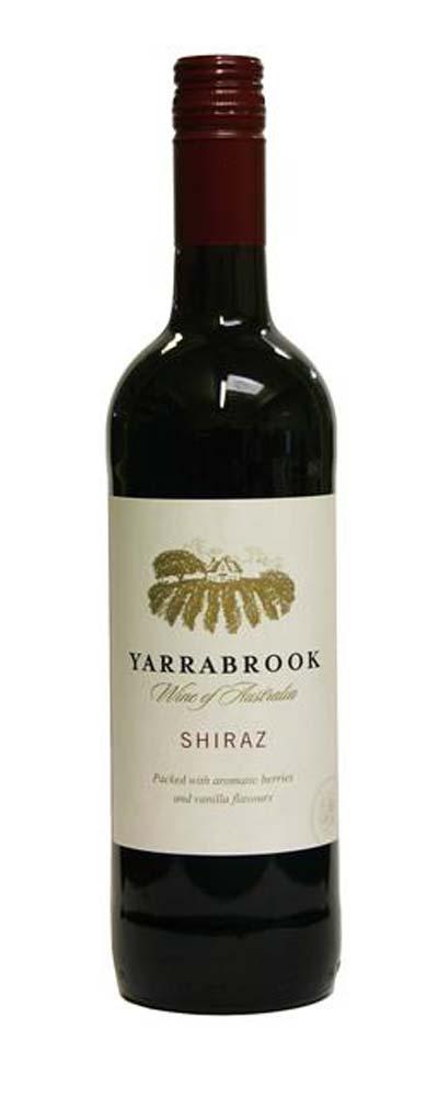Yarrabrook-Shiraz