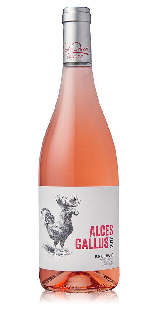 Alces Gallus Rose