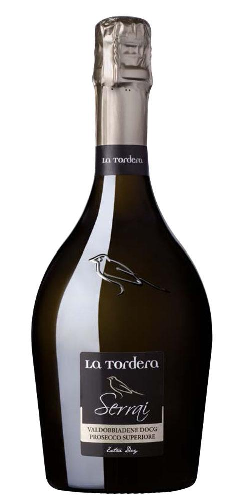 La Tordera Prosecco Serrai Extra Dry