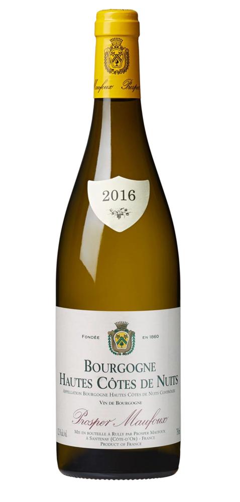 Prosper Maufoux Bourgogne Hautes De Nuits Blanc