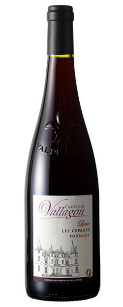 Chateau de Vallagon Touraine Rouge