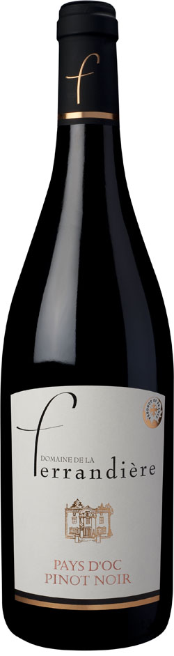 Dom de La Ferandiere Pinot Noir_1
