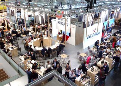 Prowein Trade Show, Düsseldorf