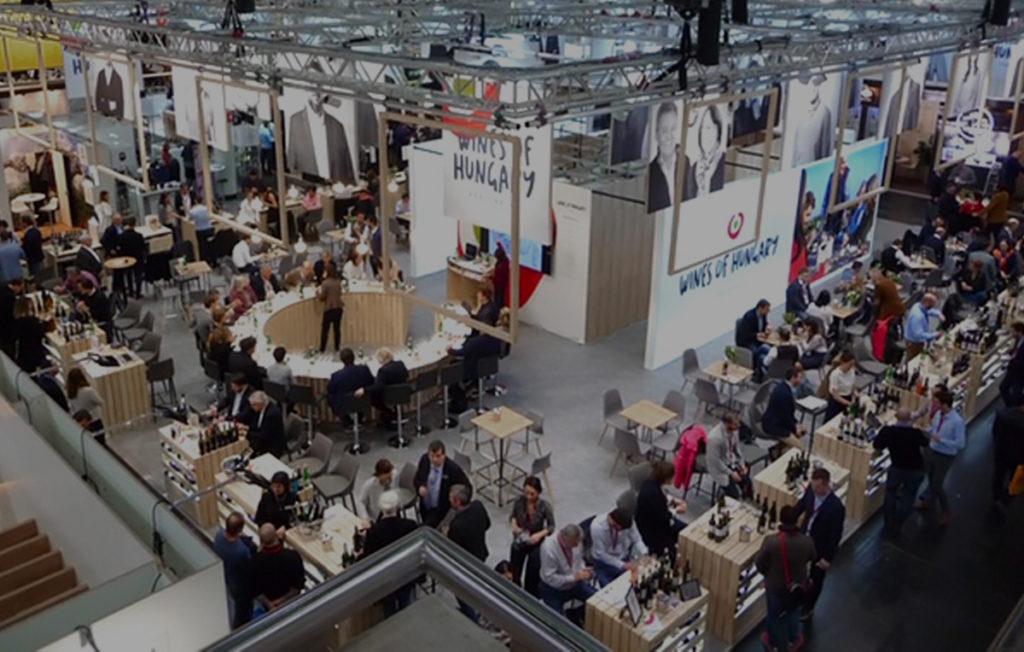Düsseldorf Wine Trade Show