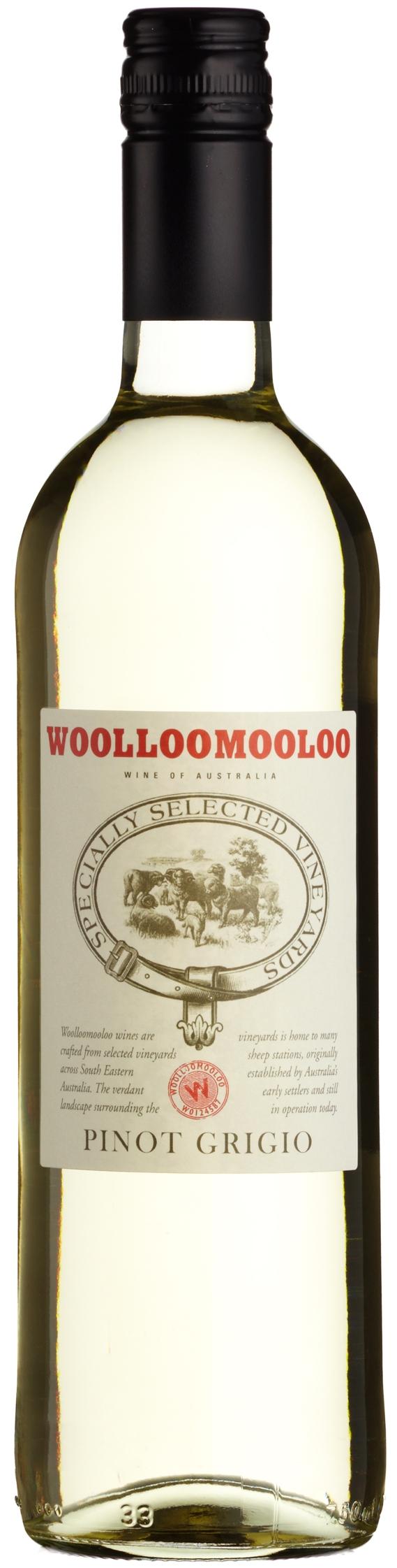 Woolloomooloo Pinot Grigio 2016