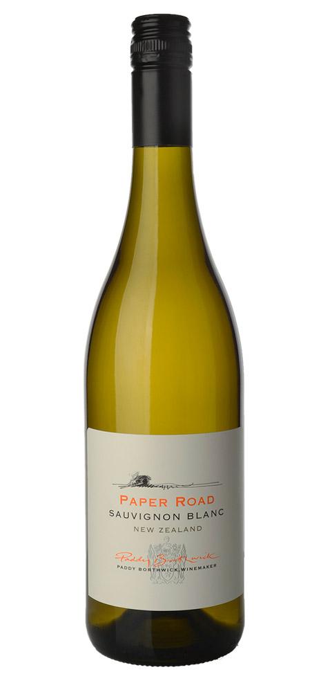 Paddy Borthwick Paper Road Sauvignon Blanc