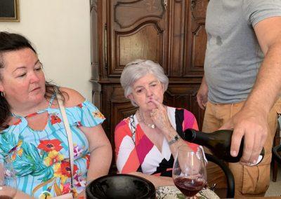 15 Wine tasting