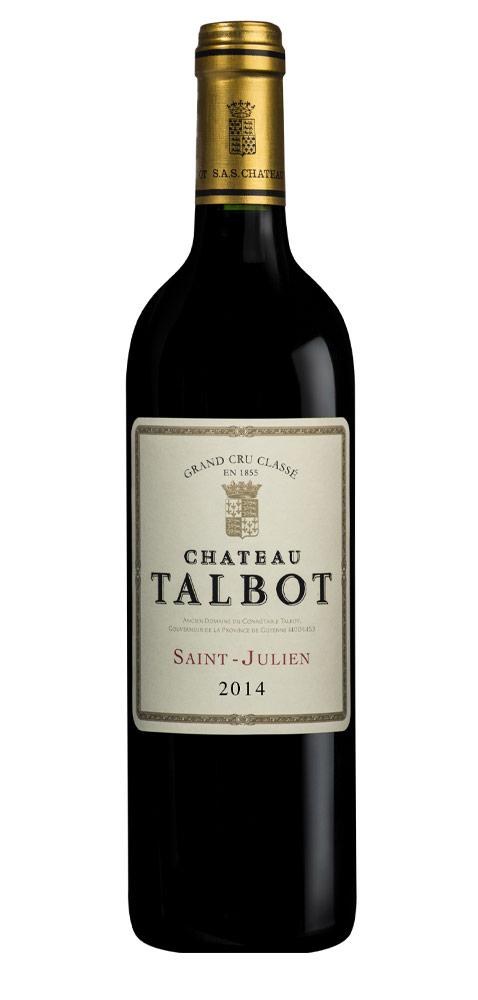 Chateau Talbot 2014 St Julien