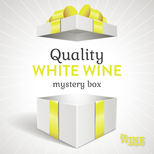Quality Mystery Box of 6 - White Wine