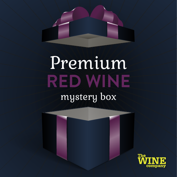 Premium Mystery Box of 6 - Red Wine