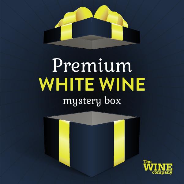 Premium Mystery Box of 6 - White Wine