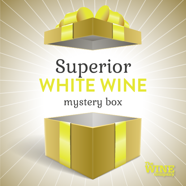 Superior Mystery Box of 6 - White Wine